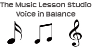 The Music Lesson Studio / Voice in Balance