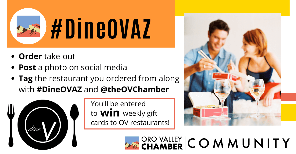 Welcome to the Greater Oro Valley Chamber of Commerce